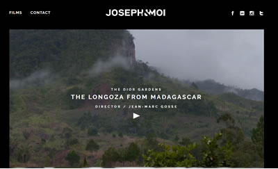 Joseph & Moi