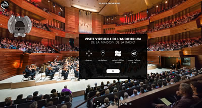 Auditorium 360° Radio France